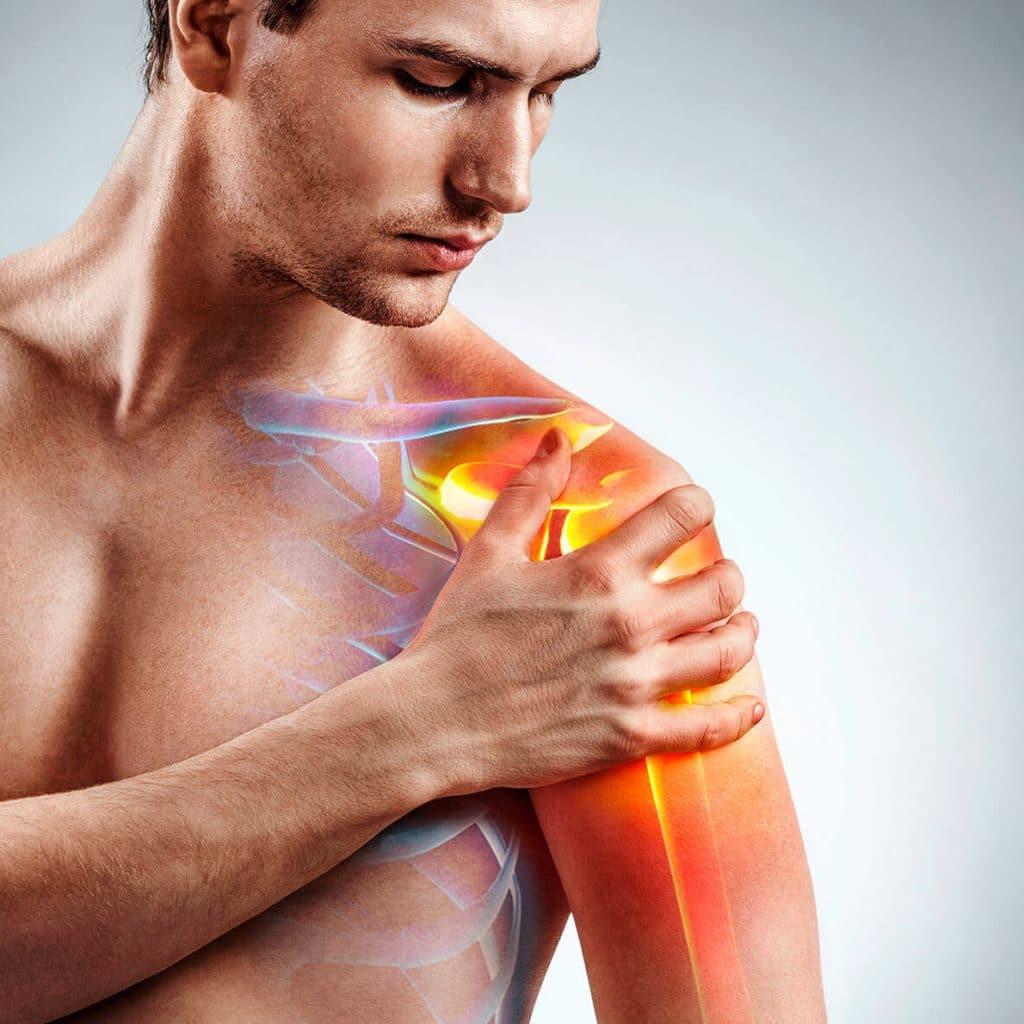 Especialista en lesiones de hombro