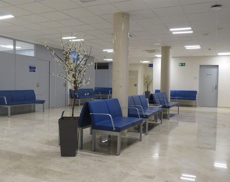 Traumatología infantil en Madrid: instalaciones