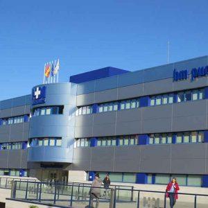 Clínica traumatológica de Madrid