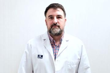Doctor Tormo, traumatólogo infantil
