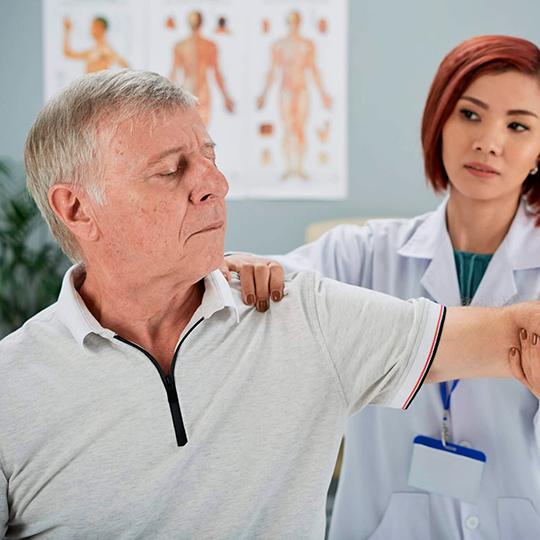 Tratamiento de la lesión Slap
