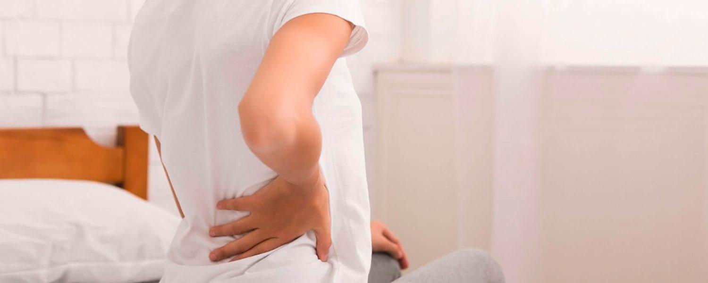 Colchón para el dolor de espalda
